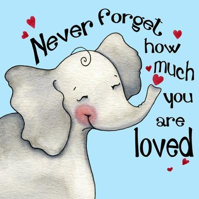 Never Forget Elephant