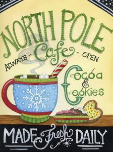 North Pole Cafe by Jennifer Nilsson
