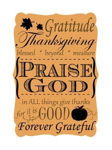 Praise God by Jennifer Nilsson