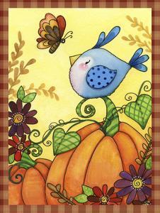 Pumpkin Bird by Jennifer Nilsson
