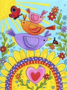 Sunshine Birds by Jennifer Nilsson