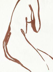 Curves I by Jennifer Parker