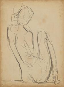 Figure Lines IV by Jennifer Parker