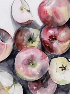 Fruit Slices I by Jennifer Parker
