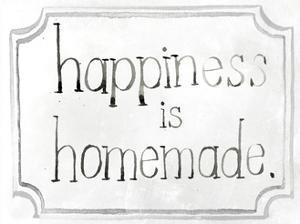 Homemade Happy I by Jennifer Parker