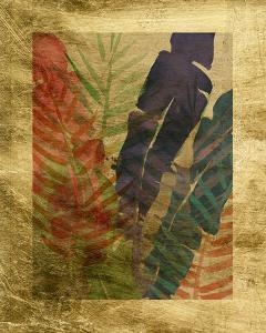 Lustr Electric Palms I by Jennifer Parker