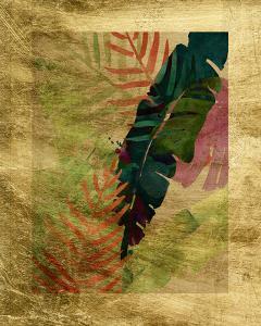 Lustr Electric Palms II by Jennifer Parker