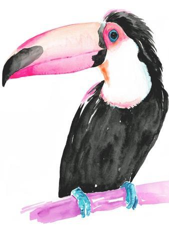 Technicolor Toucan II