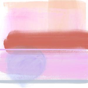 Translucent Madras IV by Jennifer Parker