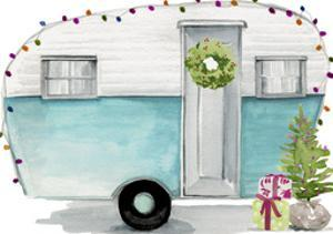 Christmas Cars II by Jennifer Paxton Parker