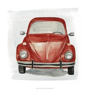 Classic Autos I by Jennifer Paxton Parker