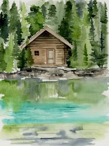 Lake Views II by Jennifer Paxton Parker