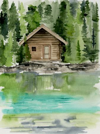 Lake Views II