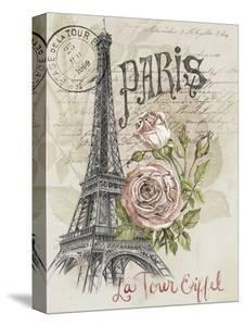 Paris Sketchbook I by Jennifer Paxton Parker