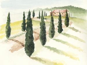 Tuscan Villa IV by Jennifer Paxton Parker