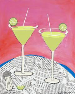 Margaritas by Jennifer Peck