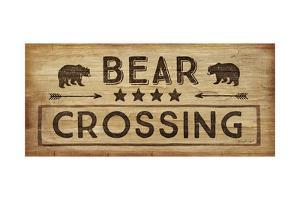 Bear Crossing by Jennifer Pugh