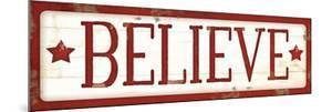 Believe Christmas by Jennifer Pugh