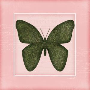 Butterfly - Pink by Jennifer Pugh
