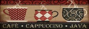 Cappuccino Café by Jennifer Pugh