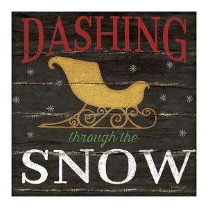 Dashing Through the Snow by Jennifer Pugh
