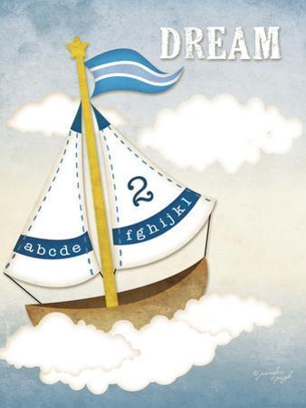 Dream Sailboat II by Jennifer Pugh
