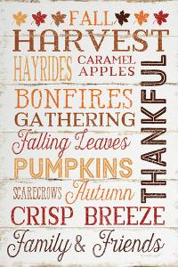 Fall Harvest by Jennifer Pugh