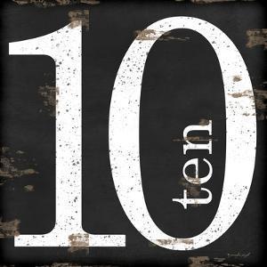 Farmhouse Ten 10 by Jennifer Pugh