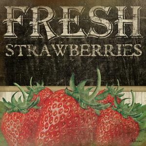 Fresh Strawberries by Jennifer Pugh