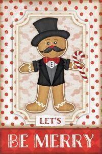 Gingerbread Man by Jennifer Pugh