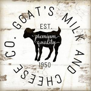 Goat's Milk and Cheese Co. by Jennifer Pugh