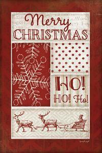 Ho Ho Ho by Jennifer Pugh