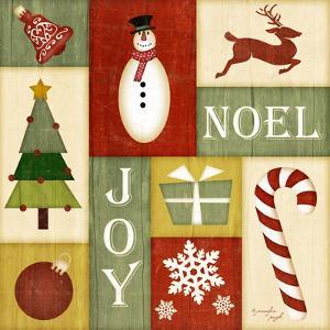 Holiday Sampler I by Jennifer Pugh