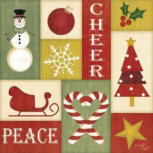 Holiday Sampler II by Jennifer Pugh