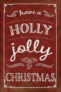 Holly Jolly Christmas by Jennifer Pugh