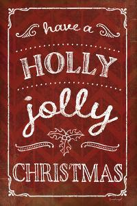 Holly Jolly Christmas by Jennifer Pugh