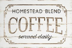 Homestead Coffee by Jennifer Pugh
