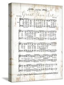 How Great Thou Art by Jennifer Pugh