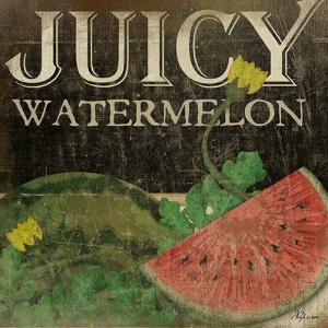 Juicy Watermelon by Jennifer Pugh