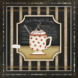 Kitchen Cuisine Coffee III by Jennifer Pugh