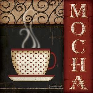 Mocha by Jennifer Pugh