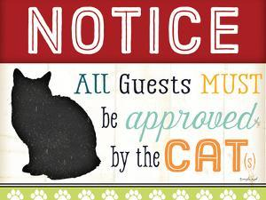 Notice All Guest Must Be Approved by Jennifer Pugh