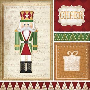 Nutcracker Cheer by Jennifer Pugh