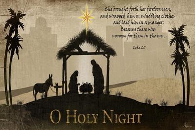 Oh Holy Night by Jennifer Pugh