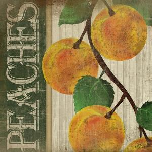 Peaches by Jennifer Pugh