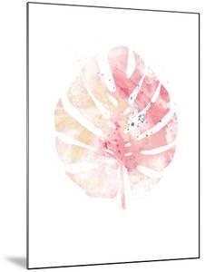 Pink Leaf II by Jennifer Pugh