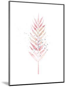 Pink Leaf III by Jennifer Pugh