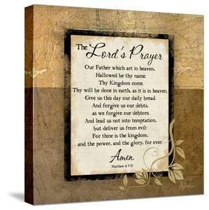 The Lord's Prayer by Jennifer Pugh