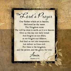 The Lord's Prayer by Jennifer Pugh
