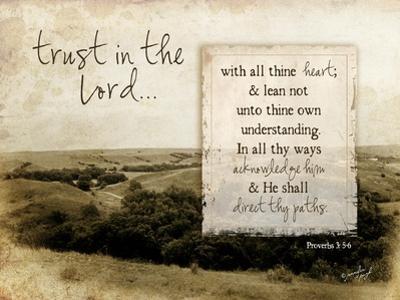 Trust in the Lord by Jennifer Pugh